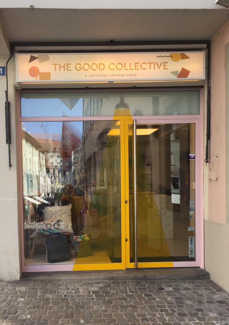 THE GOOD COLLECTIVE wieder OFFEN!